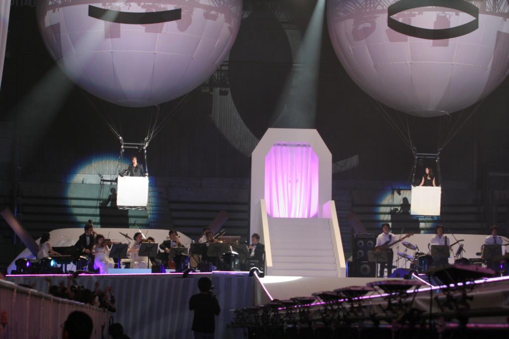フィナーレ「愛の気球飛行」旅立ちのペ・ヨンジュン&チェ・ジウ