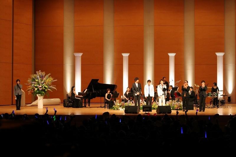 「韓流スターズ ガラ・コンサート2009」2009年6月11日 東京国際フォーラム