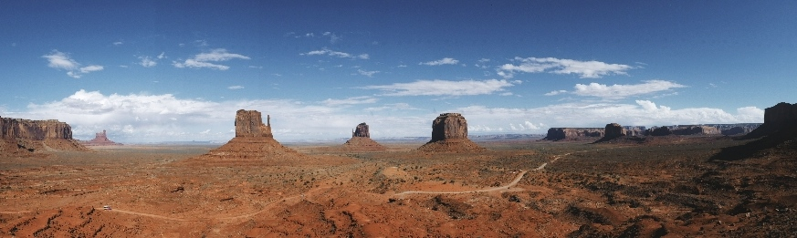 "Un boût de la"" Monument Valley Drive"""