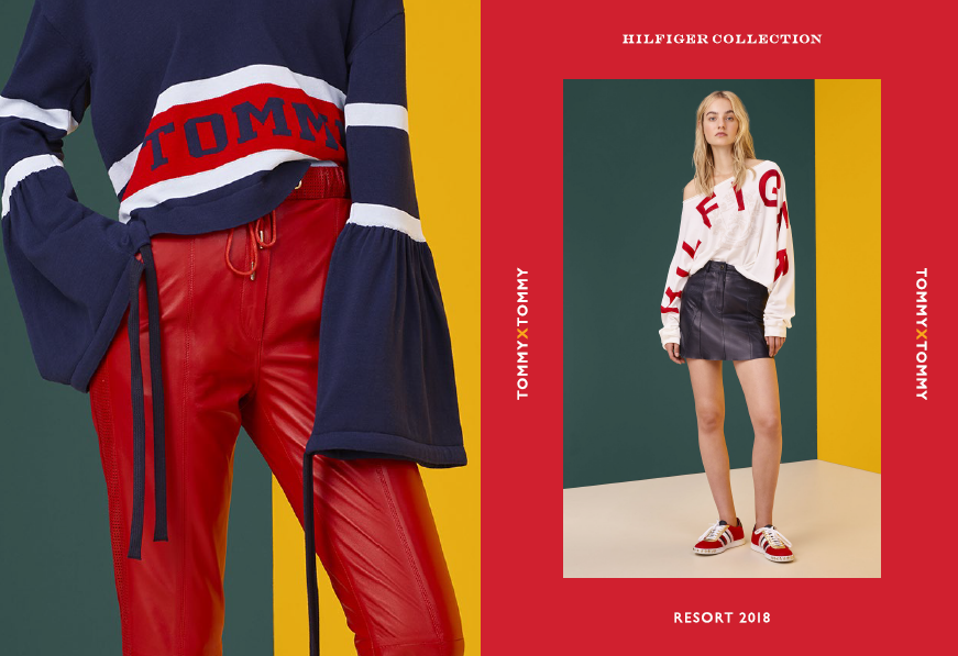1ef5800a FINALLY! TOMMY HILFIGER-LAUNCH OF SPRING SUMMER 2018 COLLECTION ...