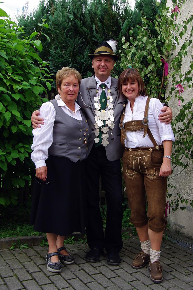 Schützenkönig 2012: Ralph Steiner