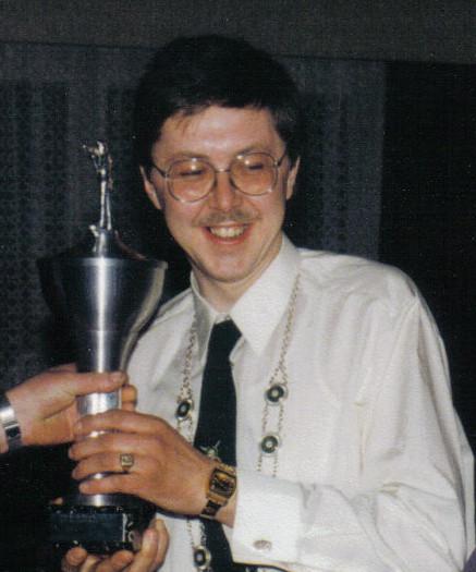 Schützenkönig 1991: Hartmut Michel