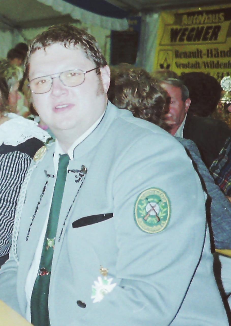 Schützenkönig 2000: Heiko Müller