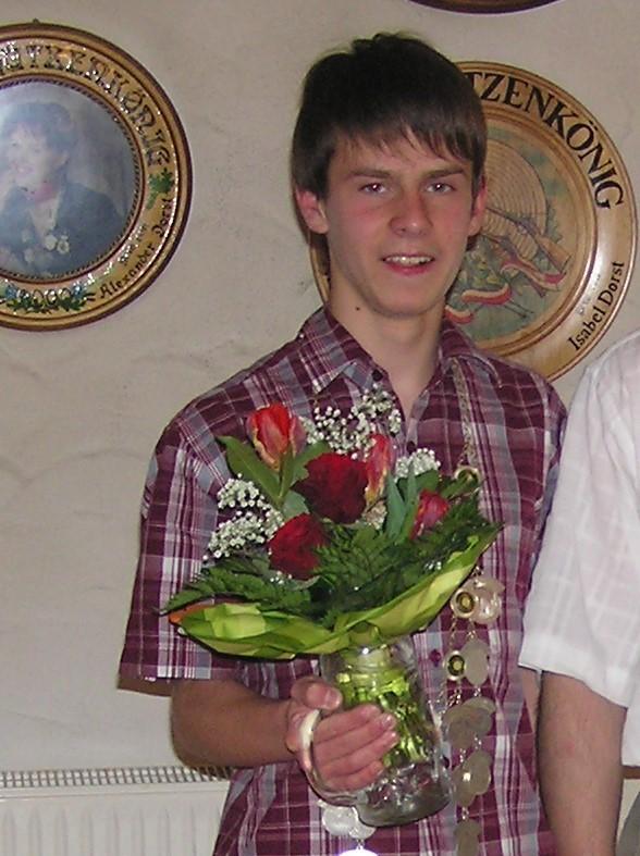 Jungschützenkönig 2006: Daniel Steiner