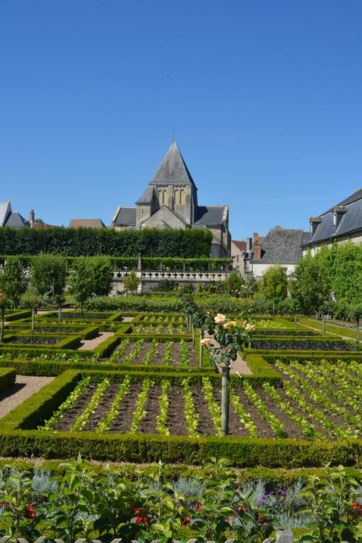 Chateau de Villandry_2