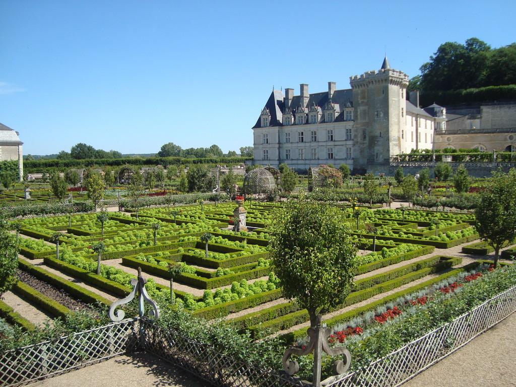 Chateau de Villandry_12