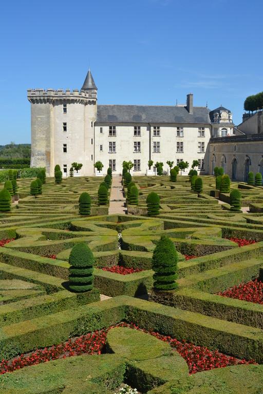 Chateau de Villandry_7