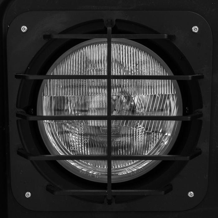 nomadcampers Lampenschutzgitter Frontscheinwerfer LR Defender