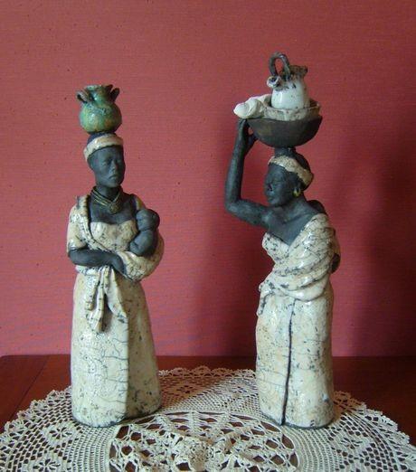 Femmes d'Afrique - Collection Privée