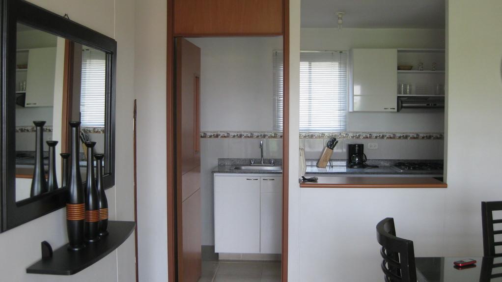 entrada cocina