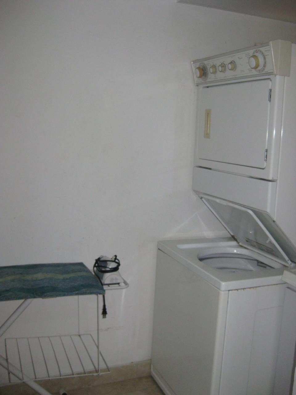 zona de ropas lavadora y secadora