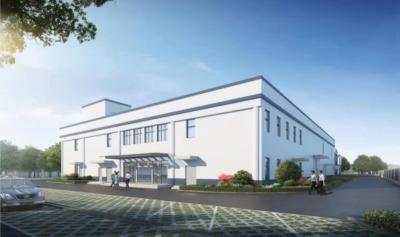 中国の江蘇省のOLED材料工場