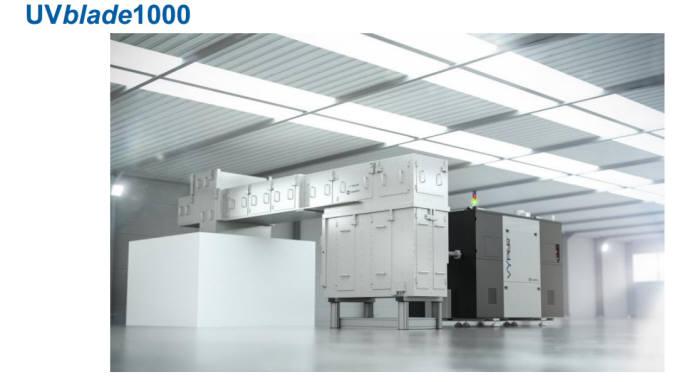 コヒーレントUVB1000(写真=コヒーレント)