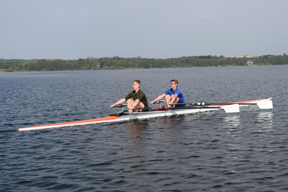 Jan und sein Partner Florian vom RK Werder