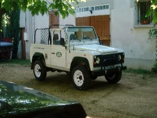 Land Rover 90 2,5 Td