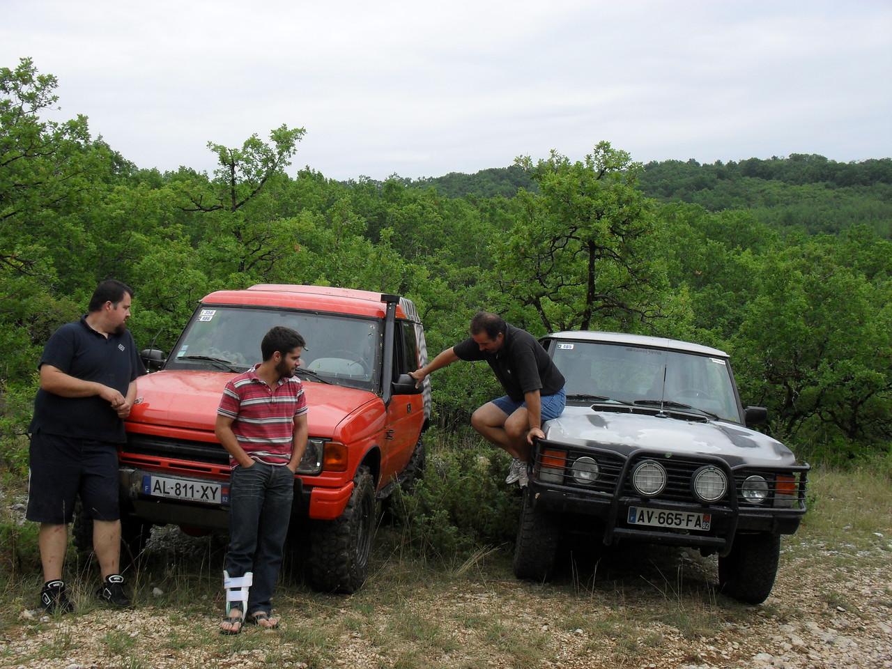 Discovery 300 Tdi , Range Rover 2,4 VM