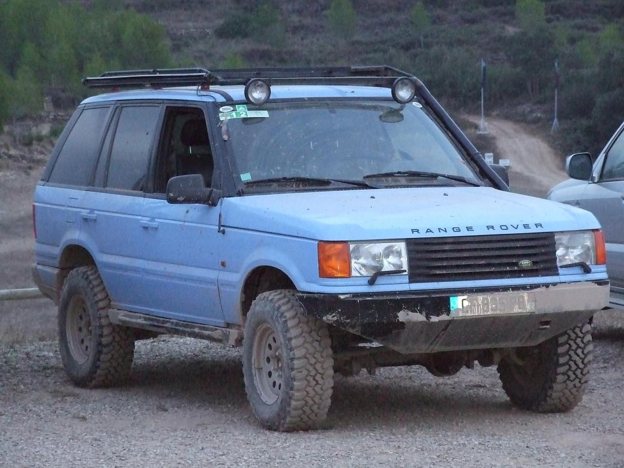 Range Rover (P38) V8 , 4,6 L