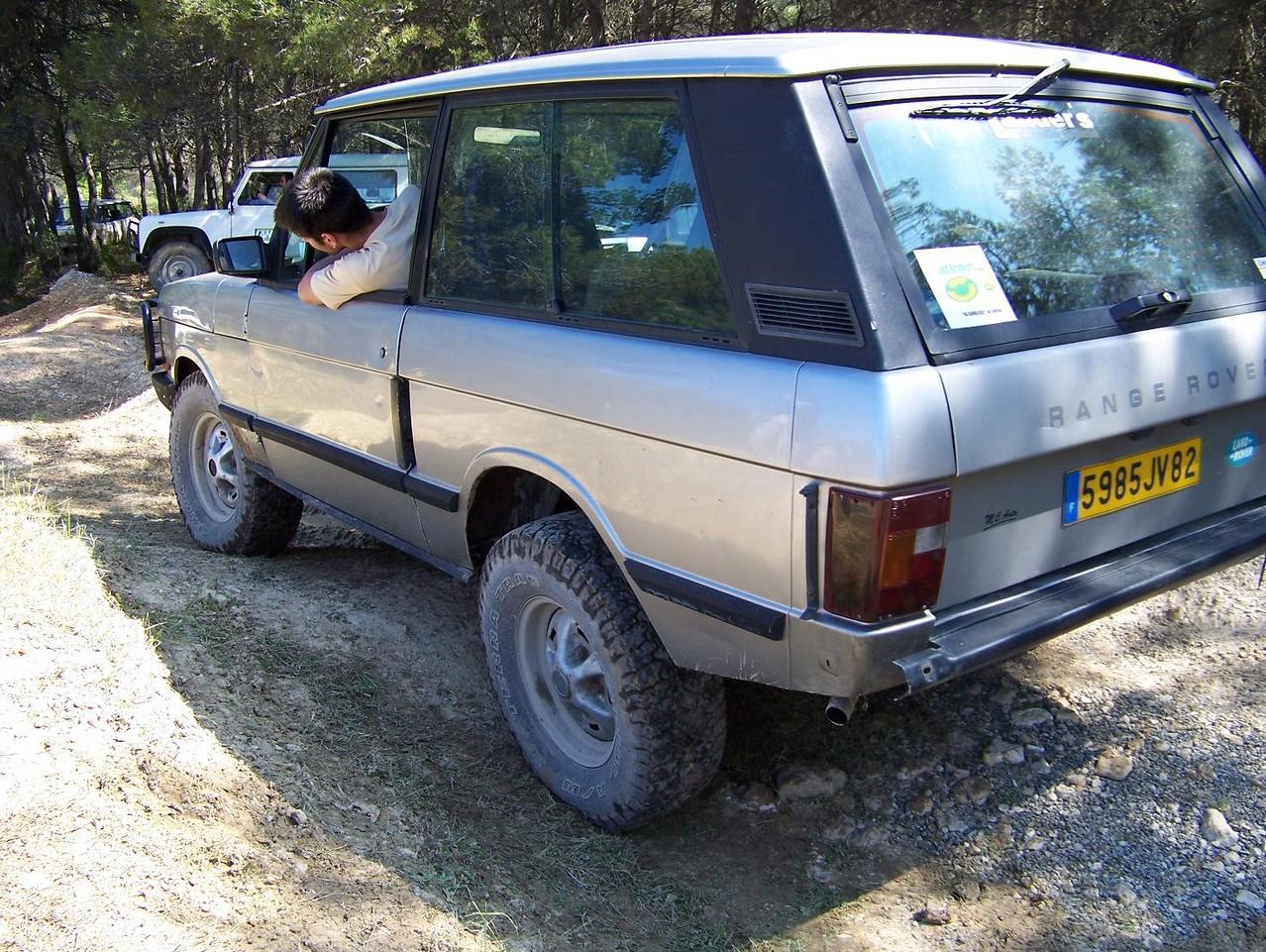 Range Rover 2,4 VM