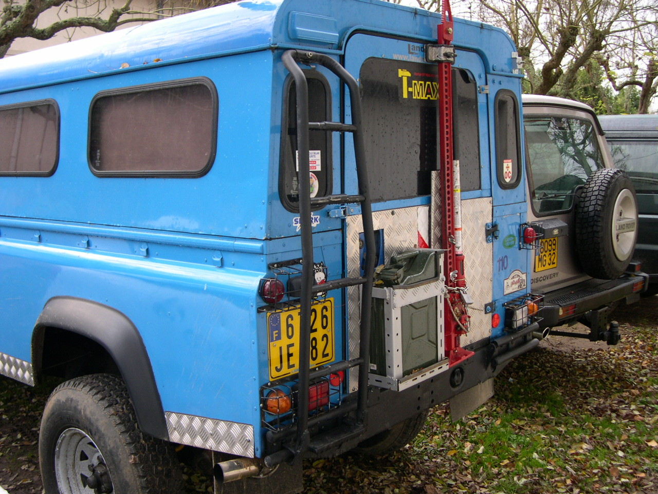 Land Rover 110 2,5L