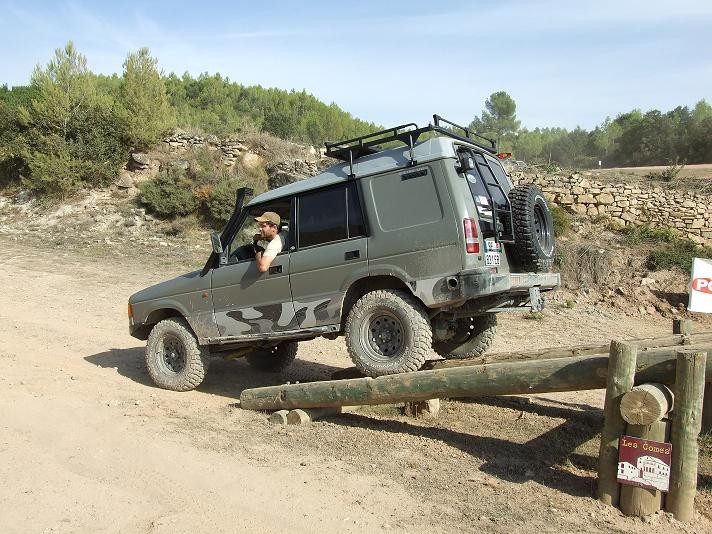Le Discovery 300 Tdi (Raid)
