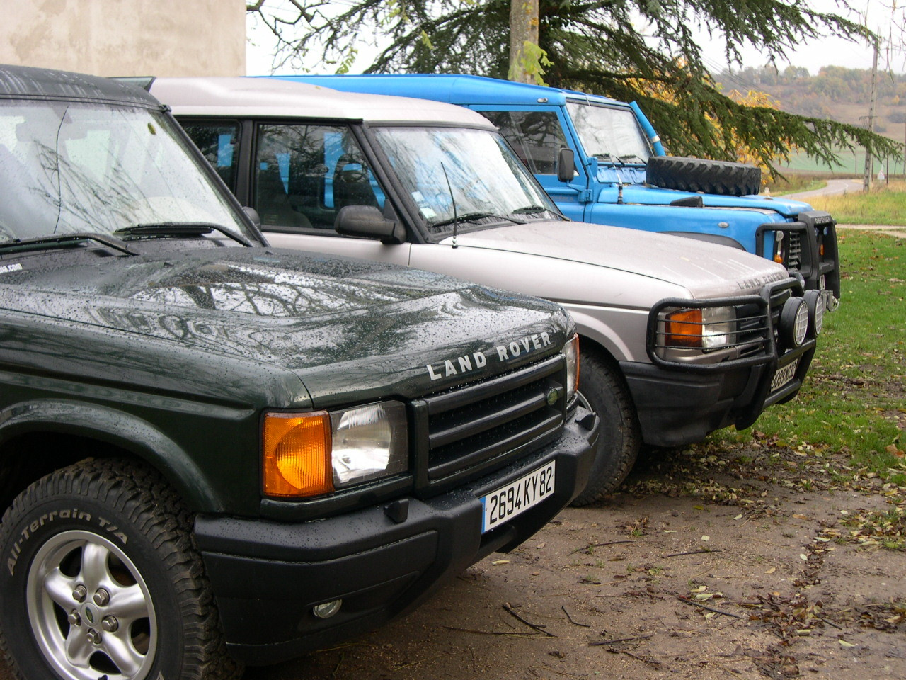 Discovery Td5 , Discovery 300 Tdi