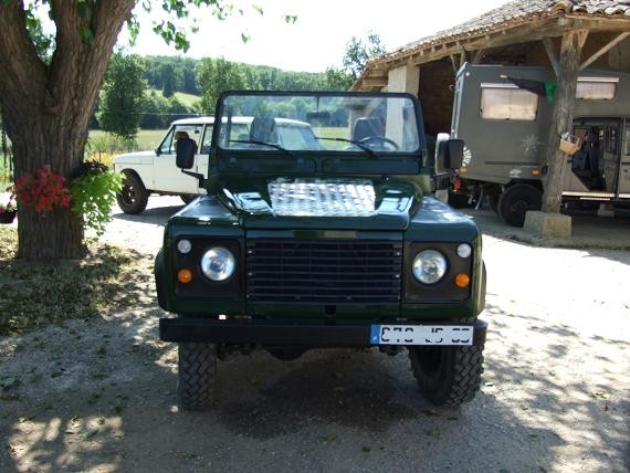 Land Rover 90 Td