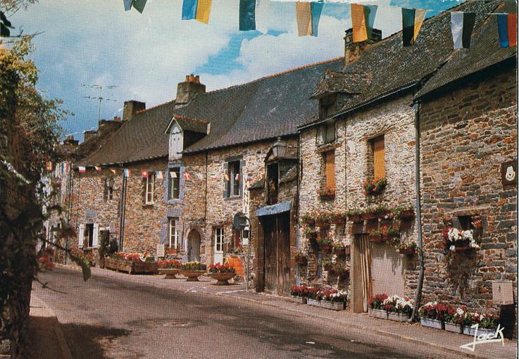 Rue Saint-Vincent, vers 1975