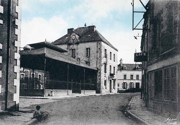 Les halles type Baltard 1886-1970