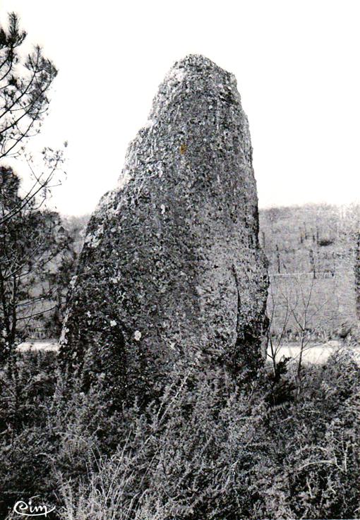 Menhir de la Roche Piquée