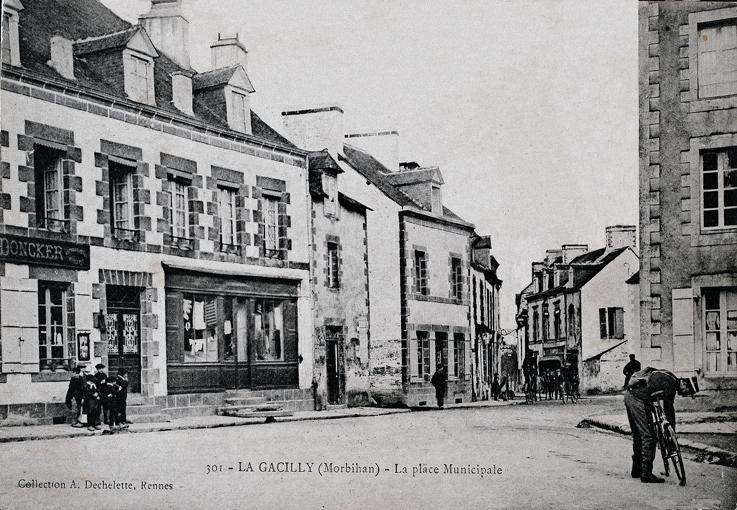 La place de Gaulle