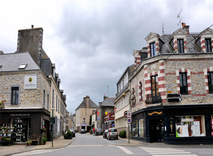 Entrée rue Montauban 2016