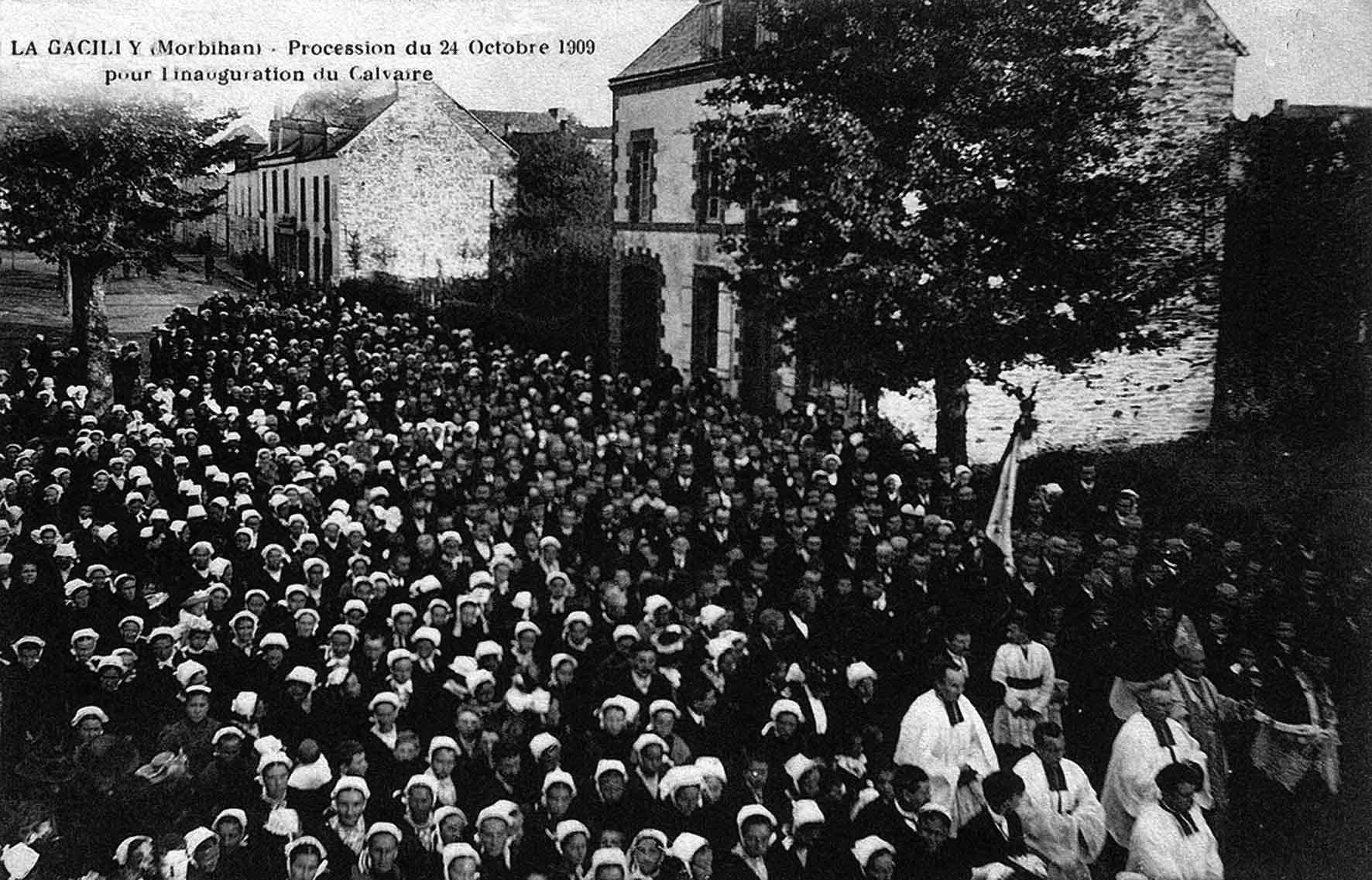 Procession 1909