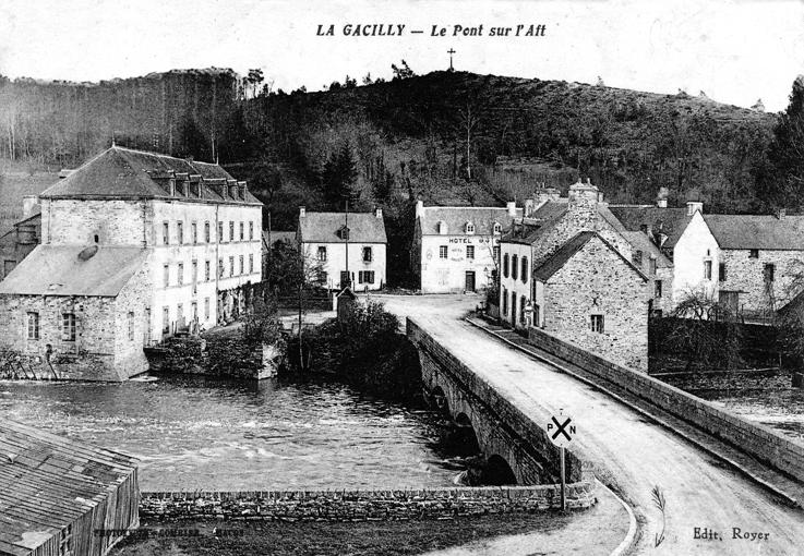 Pont avant 1937