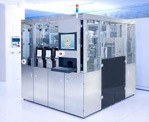 全自動レジスト処理装置EVG150