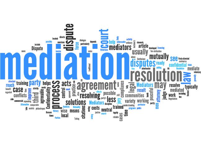 An diesem Freitag, den 18. Juni 2021, ist wieder der internationale Tag der Mediation.