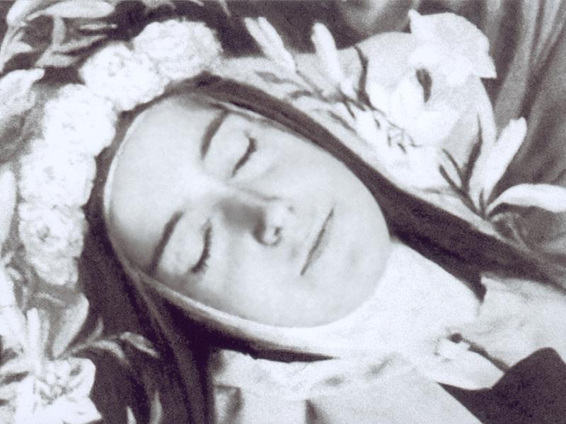 Thérèse née au Ciel