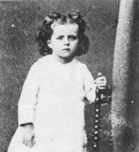 Thérèse enfant
