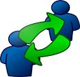 networking, blogger, austausch