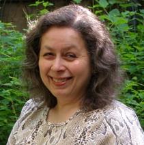 Porträt von Dr. Emma Huber