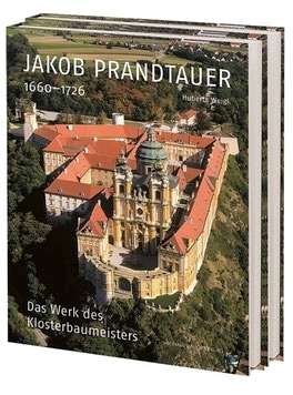 Cover des Prandtauer-Buches