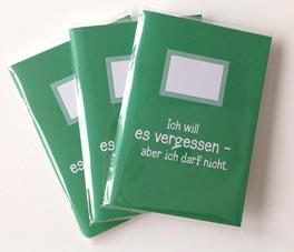 notizbuch, schreiben