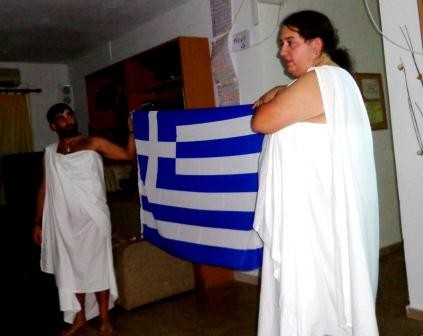 Presentation of Greece and Greek culture