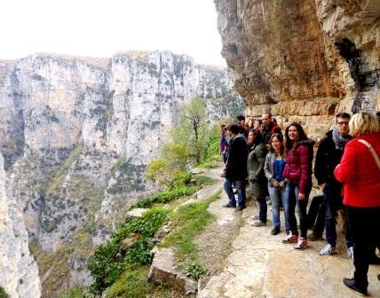 Excursion to villages of Zagori - near the Vikos gorge