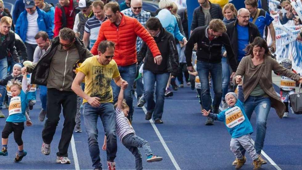 Linz Juniormarathon