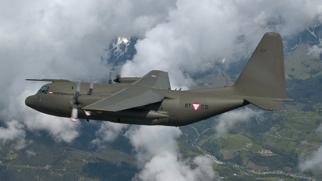 Austrian Air Force, Lockheed C-130