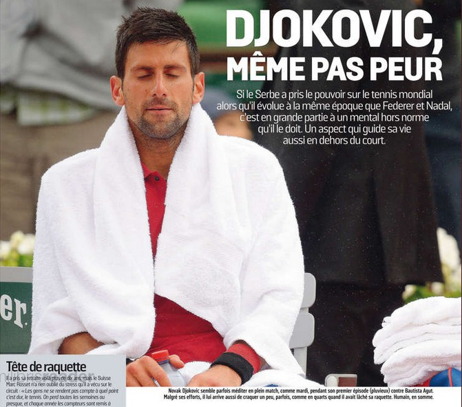 Djokovic, mental, préparation, mentale, raphael, homat, preparateur, tennis, mindfulness,