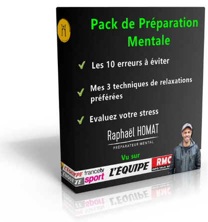 préparation mentale, FOAD, formation, pack, mental, sport, performance, stress, émotions