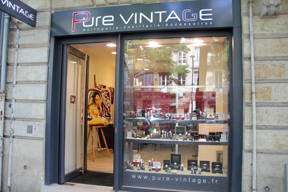 Pure Vintage - montres et bijoux vintage