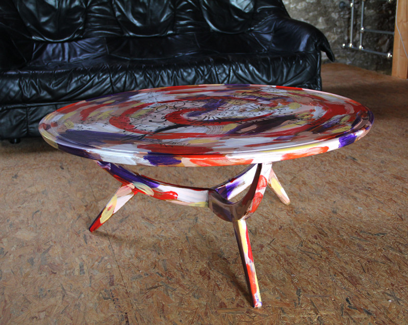 Table - Diamètre 100 cm