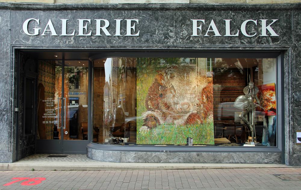 Galerie Le Falck - galerie de tapis et objets d'arts